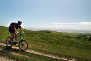 Cycling Brighstone