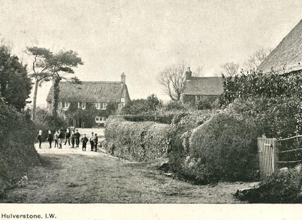 Hulverstone, Brighstone, Isle of Wight